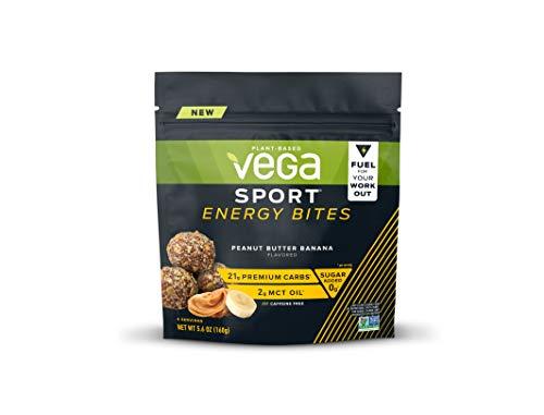 Vega Energy Peanut Butter Servings