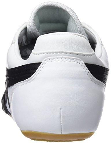Asics Heritage WHIZZER LO H61RJ0190 Sneaker da Uomo Bianco