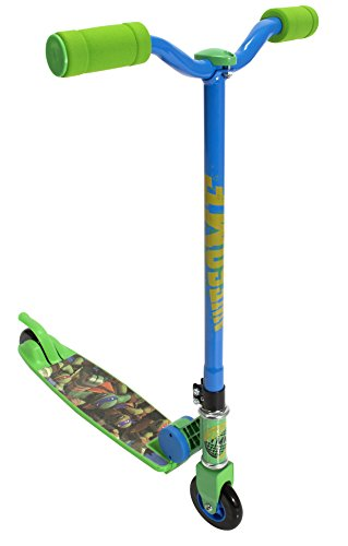 PlayWheels Teenage Mutant Ninja Turtles 2-Wheel Folding Scooter