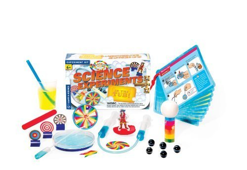 Thames and Kosmos Science Experiments in The Tub Science Kit by Thames & Kosmos