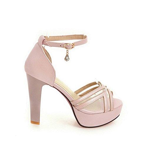 pink Ballerine Balamasa 35 Donna Eu Rosa w6FvaF