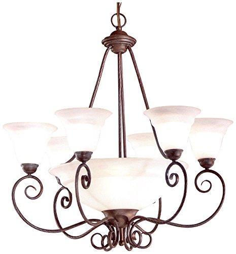 Amazon.com: Classic iluminación 40210 – Portofino 9 31