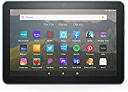 """Fire HD 8 tablet, 8"""" HD display, 32 GB, latest model (2020 release), designed for portable entertainment,"""