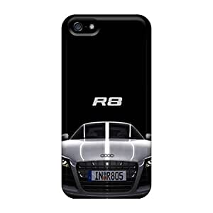 Best Hard Phone Cases For Iphone 5/5s With Unique Design Vivid Audi R8 Image IanJoeyPatricia