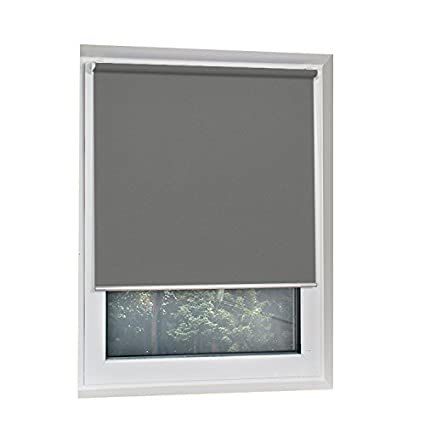 Exterior roller shade | efficient window coverings.