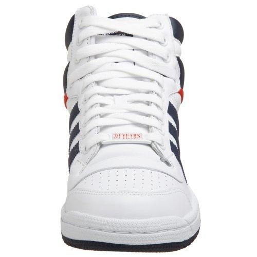 Herren Top Ten Hi Sneaker weiß (40.6)