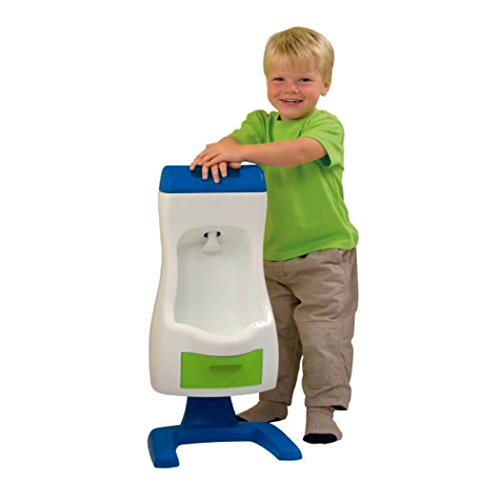 (Grow'n Up Peter Potty Flushable Toddler Urinal,)