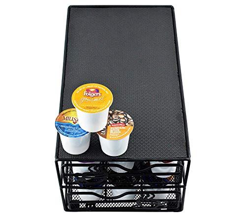 Home Décor Premium 36 Pod 2-Tier Storage Drawer Fits Keurig K-Cups. Storage Durable Strong Decorative by Home Décor (Image #1)
