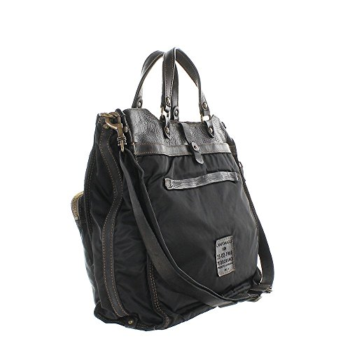 Campomaggi Castagno Tasche schwarz 36cm