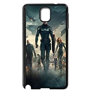 Captain-America Samsung Galaxy Note 3 Cell Phone Case Black Phone cover Q3262970