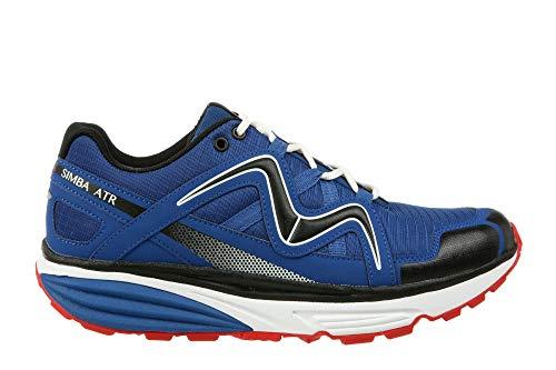 Atr Running Zapatillas Por Mujer Azul De Simba Mbt qwAW57q