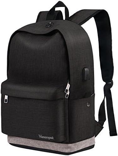 Backpack College Student Charging Rucksack