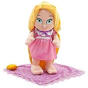 41Qcf%2BpiZ1L. SS300 Disney Park Baby Rapunzel in a Blanket Plush Doll New [Toy]