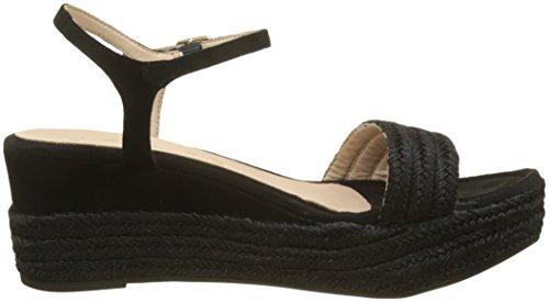 Unisa Ladies Katia_18_ks Espadrillas Black (black)