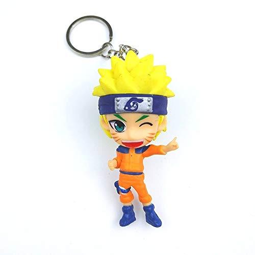 Naruto Llavero Figura 3D - 6 cm: Amazon.es: Juguetes y juegos