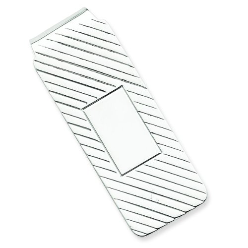Sterling Silver Clip Money Money Sterling Clip Sterling Silver Silver RZSwTxpqR