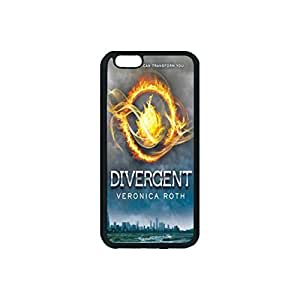 """Divergent ~ Personalized Custom Beauty Diy Smooth Surface Durable Tpu Rubber Silicone Case Cover Skin Unique iphone 6 Case ~ (iPhone 6, 4.7"""" inch Case)"""