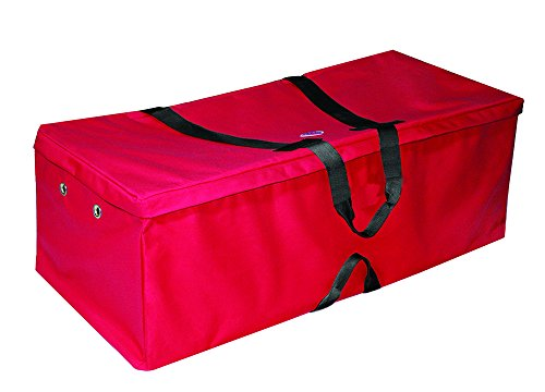 Derby Originals Nylon Hay Bale Bag-Covers, Red