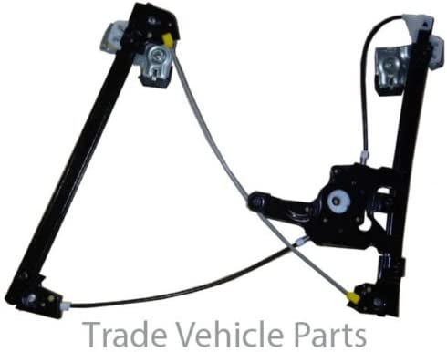Front Electric Window Regulator Driver Side W//O Motor Compatible With Octavia 1998-2004 Trade Vehicle Parts SD1188
