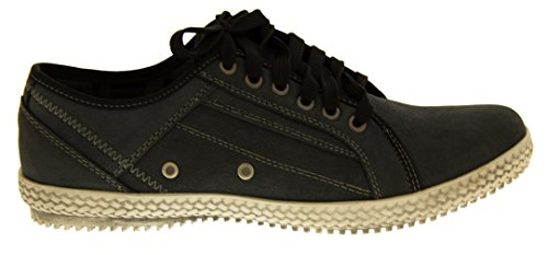 grigio Studio Punta Grigio chiusa Footwear uomo q4xUOwc77