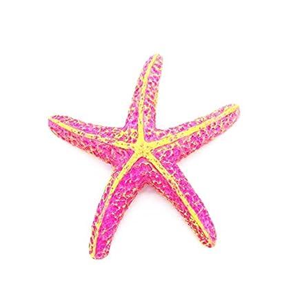 GUOYIHUA pecera acuario simulación estrella de mar acuario paisaje decoración