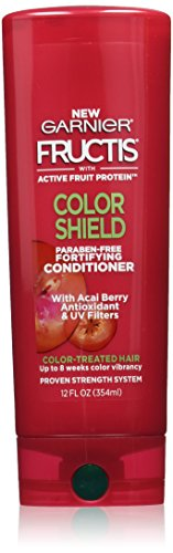 Garnier Hair Care Fructis Color Shield Conditioner, 12 Fluid Ounce