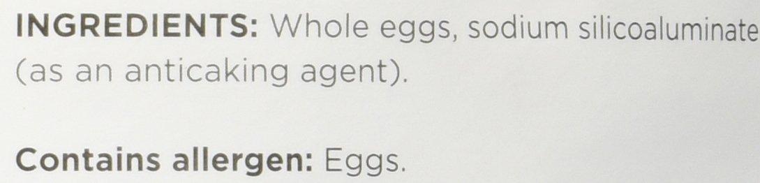 Augason Farms Dried Whole Egg Product 2 lbs 1 oz No. 10 Can by Augason Farms (Image #3)