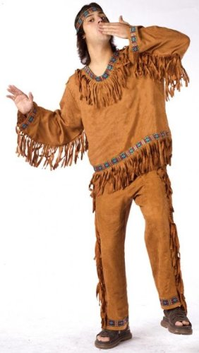 with Native American Costumes design