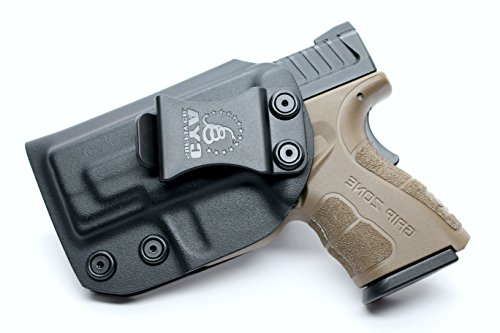 CYA Supply Co.. IWB Left Handed Holsters Only- Veteran Owned Company - Made in USA - Inside Waistband Concealed Carry Holster (LEFT HANDED HOLSTERS)…