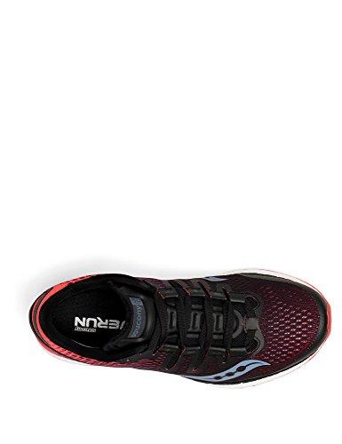 Femmes 7 Pour Noir Uk De Chaussures Freedom 7 Saucony Fitness blk Red Iso Viz 7fHY4gxqw