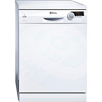 Balay - Lavavajillas 3VS502BP con 5 programas de lavado: 280.72 ...