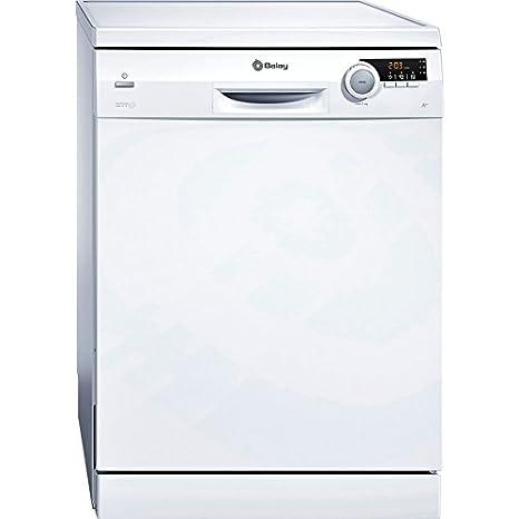 Balay - Lavavajillas 3VS502BP con 5 programas de lavado