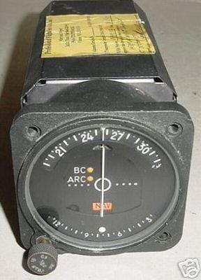Cessna Aircraft Airplane, ARC Avionics IN-385AC VOR Indicator, 46860-1200 ()