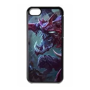 Cho'Gath iPhone 5c Cell Phone Case Black VBS_3667907