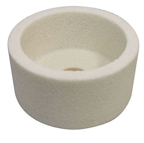Muela taza cil/índrico grano 54 65x32x12mm Faiot abrasivi MDTC125X65X32//9A54