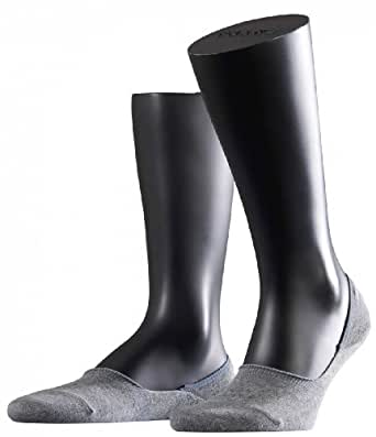 Light Grey Step Invisible Socks - Large - by Falke