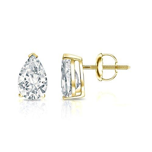 Diamond 14ky Mens Ring - 2