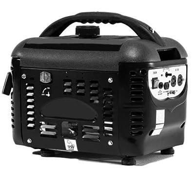 2000w Watts Gas Portable Generator Quiet Rv Home Camping