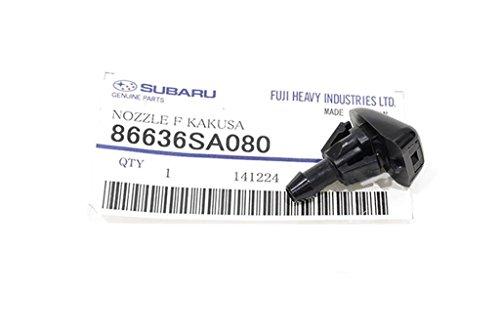 2003-2008 Subaru Forester Windshield Wiper Washer Jet Nozzle OEM NEW 86636SA080