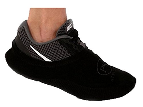 PS Athletic Shoe Covers for Dancing, Socks Over Shoes, Overshoes for Sneakers, Smooth Pivots & Turns by Pretty Simple (Image #1)