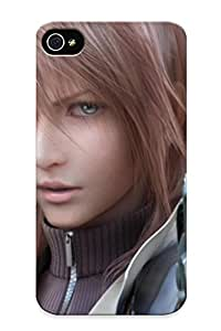 First-class Case Cover For Iphone 4/4s Dual Protection Cover Lightning - Final Fantasy Xiii