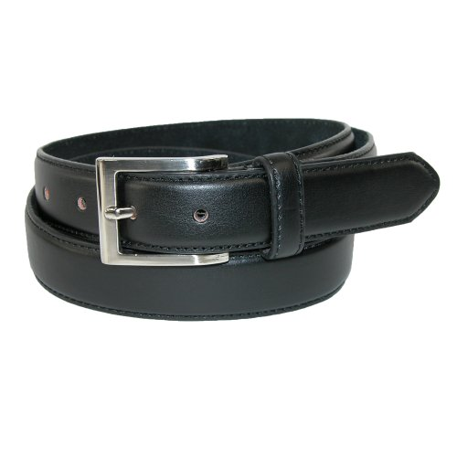 Basic Buckle Belt Black - 2