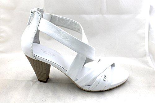 Nero Giardini - Sandalias de vestir para mujer TIGRI BIANCO