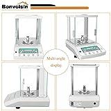 Bonvoisin Analytical Balance 220gx0.1mg Precision