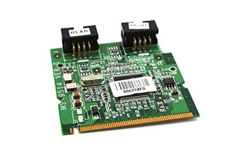 Genuine IBM IntelliStation M Pro Microstar MSI Network Adapter Card Desktop 24P7526