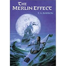 [ { THE MERLIN EFFECT } ] by Barron, T A (AUTHOR) Sep-15-1994 [ Hardcover ]
