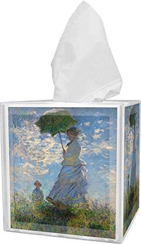 YouCustomizeIt Promenade Woman by Claude Monet Tissue Box Cover from YouCustomizeIt