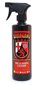 Wolfgang Concours Series WG-4600 Tire and Wheel Cleaner, 16 fl. oz. Wolfgang Concourse Series