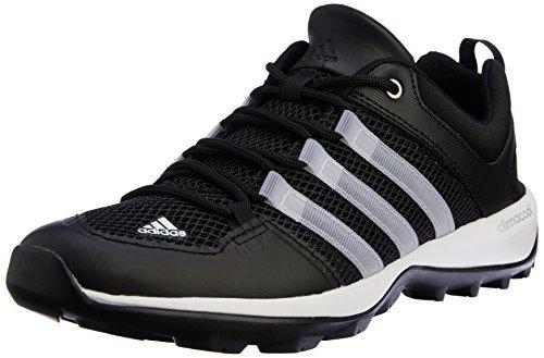 adidas Daroga Plus, Zapatillas de Deporte Exterior Unisex Adulto Negro / Blanco / Gris (Negbas / Blatiz / Plamet)