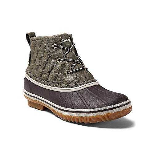 Eddie Bauer Women's Hunt Pac Mid Boot - Fabric, Sprig Regular 10M